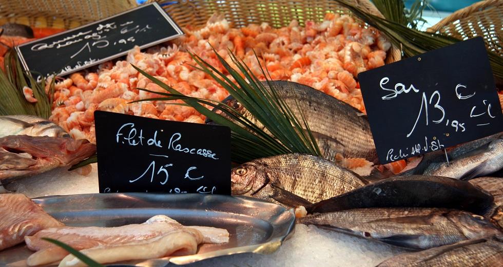 Poitiers Fish Market
