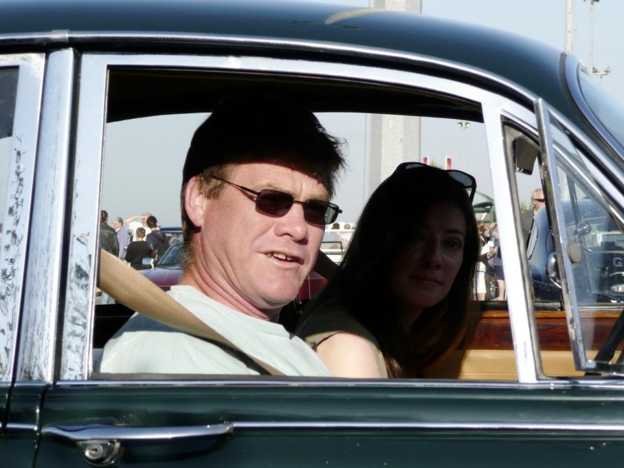 Classic car rental gite holidays south-west france citroen ds