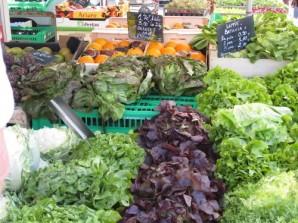 Poitiers food market gite holidays Poitou Charentes