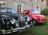 gite holidays southwest france classic car rental swimming pool circuit des remparts angouleme