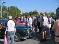 gite holidays southwest france classic car rental swimming pool circuit des remparts angouleme