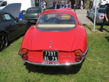 Italian beauty: a classic Alpha