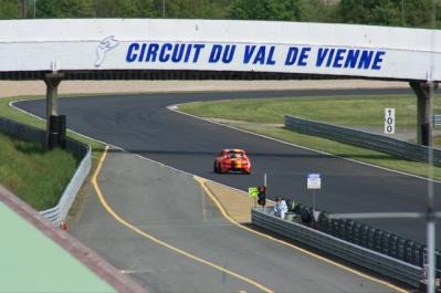 We've arrived: Peugeot Sport Race meet, May