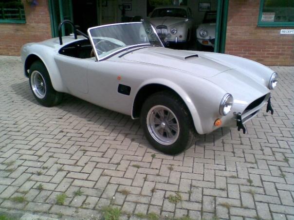 AC Cobra classic car