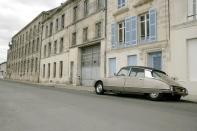 Citroen DS Pallas Classic Car Hire Poitou-Charente