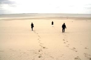 Jack Vettriano Beach St Georges de Didonne Royan Charente Maritime