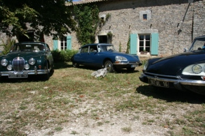 Winter breaks France, classic car breaks France, hire a classic car France