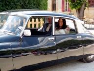 Wedding car hire France