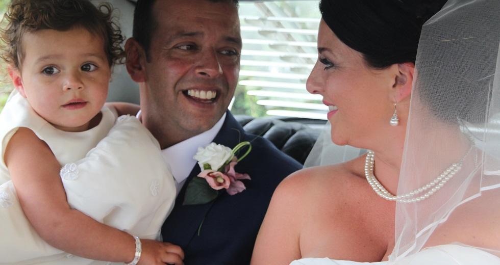 Vanzay wedding - Citroen DS Wedding