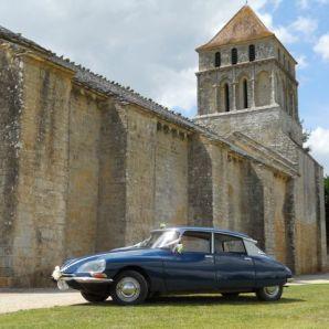 Citroën DSuper 5 hire France