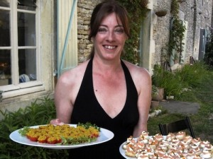 Abi Catering 70th party gite in france