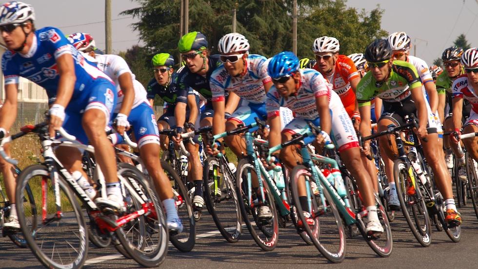 Cycling Race Civray