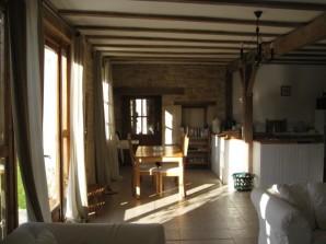 La Grange towards dining area