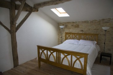 La Petite Maison bedroom 1