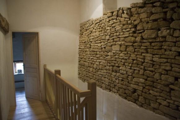 La Petite Maison Stairway