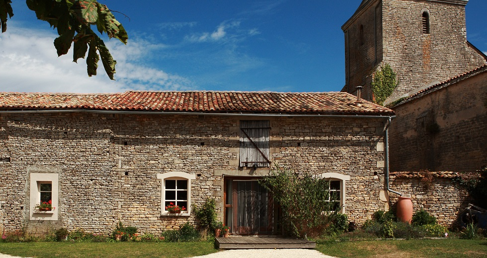 La Grange Gite, Vanzay, France