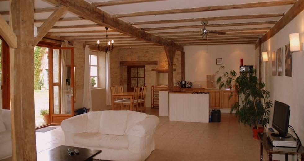La Grange Gite Interior