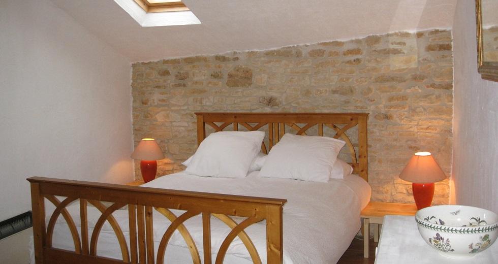 La Petite Maison Master Bedroom