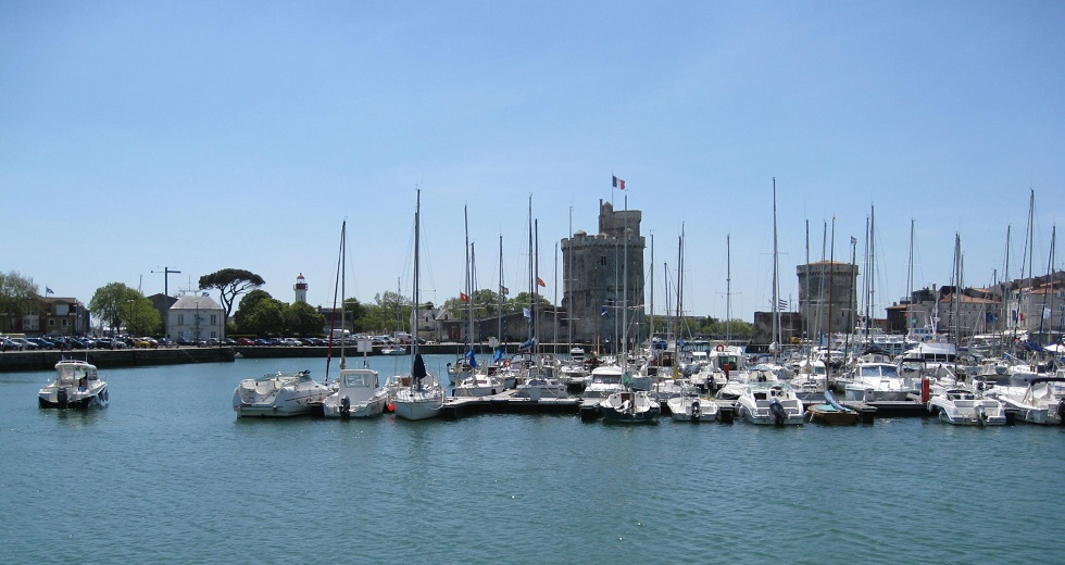 Old Port of La Rochelle