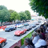 Bressuire GP Grid, historic racing, France