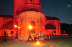 Nuits Romanes Poitou-Charentes