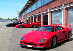 Ferrari day Val de Vienne gite for rent
