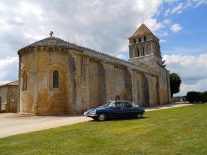 EgliseClussais