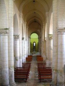 Romanesque church architecture, France. Holidays in France. Gites rentals France