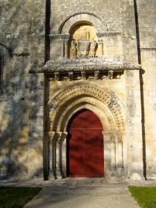 Gite holidays France, Romanesque churches, France