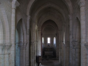 Gite holidays France, Romanesque churches, France