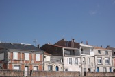 Clear skies above La Rochelle